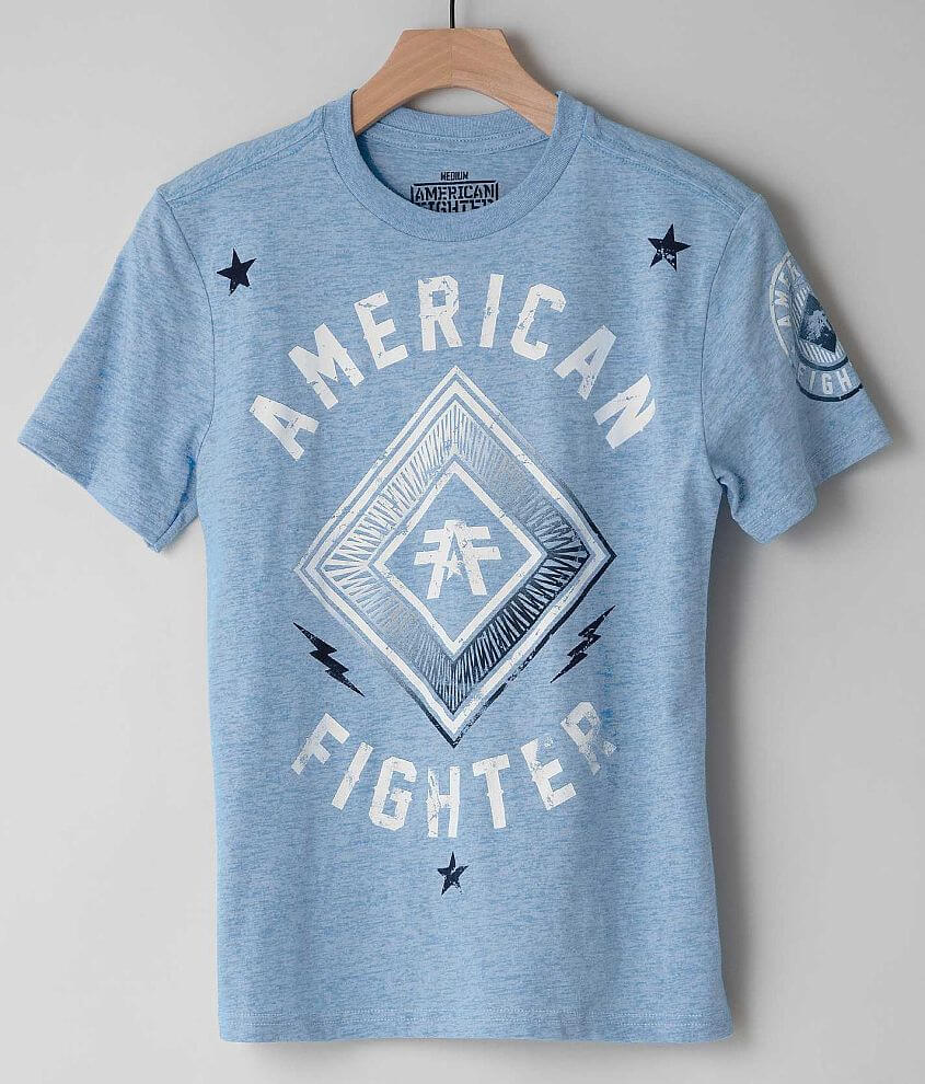 Boys - American Fighter Farmingdale T-Shirt front view