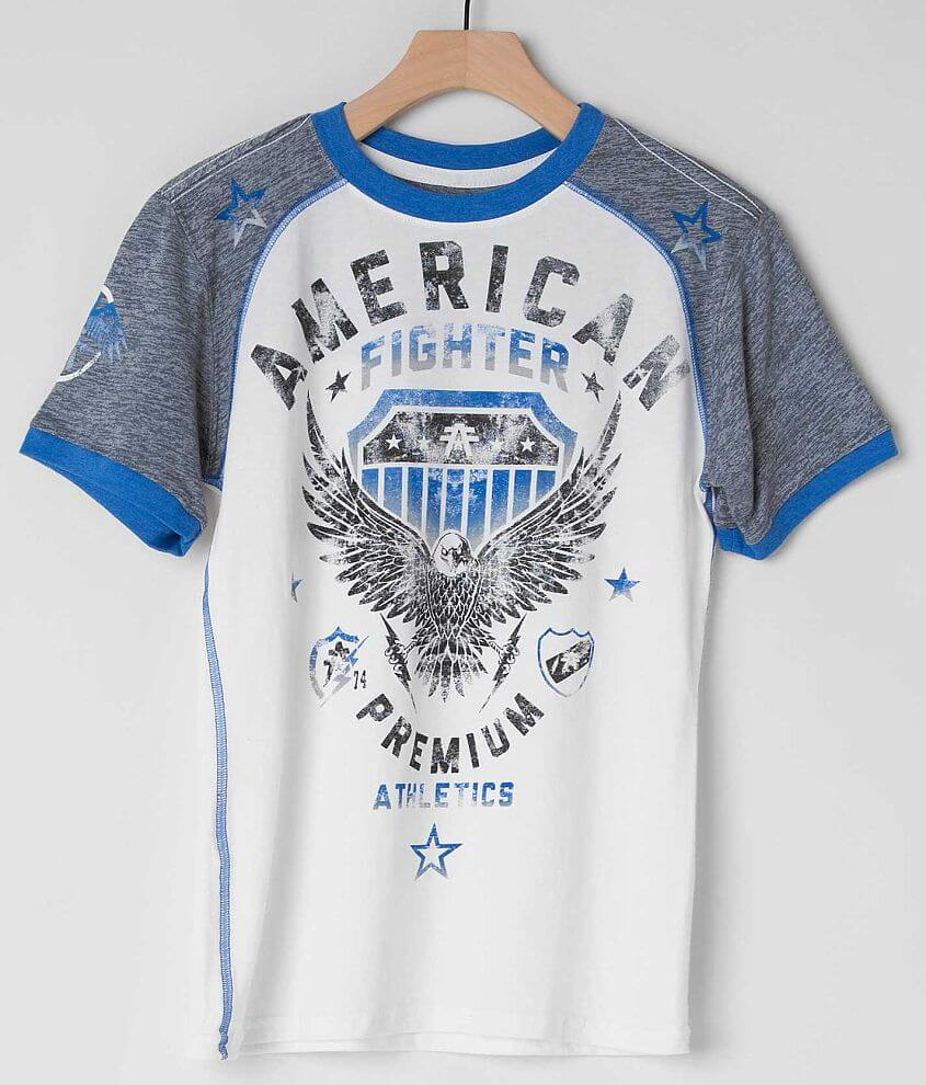 Boys - American Fighter North Central T-Shirt front view