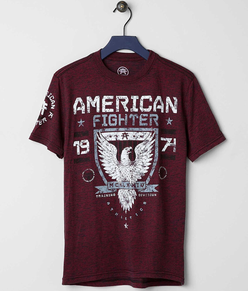 Boys - American Fighter Macalaster T-Shirt front view