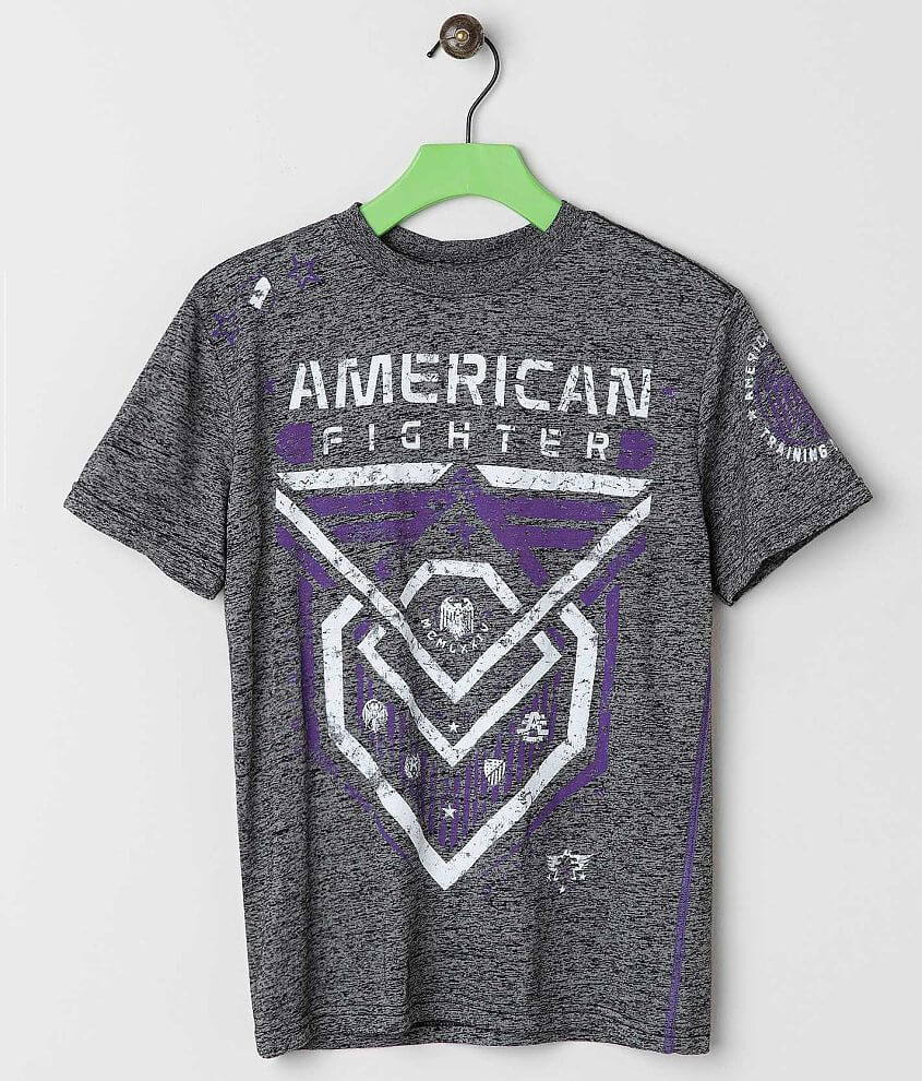 Boys - American Fighter Kendrick T-Shirt front view