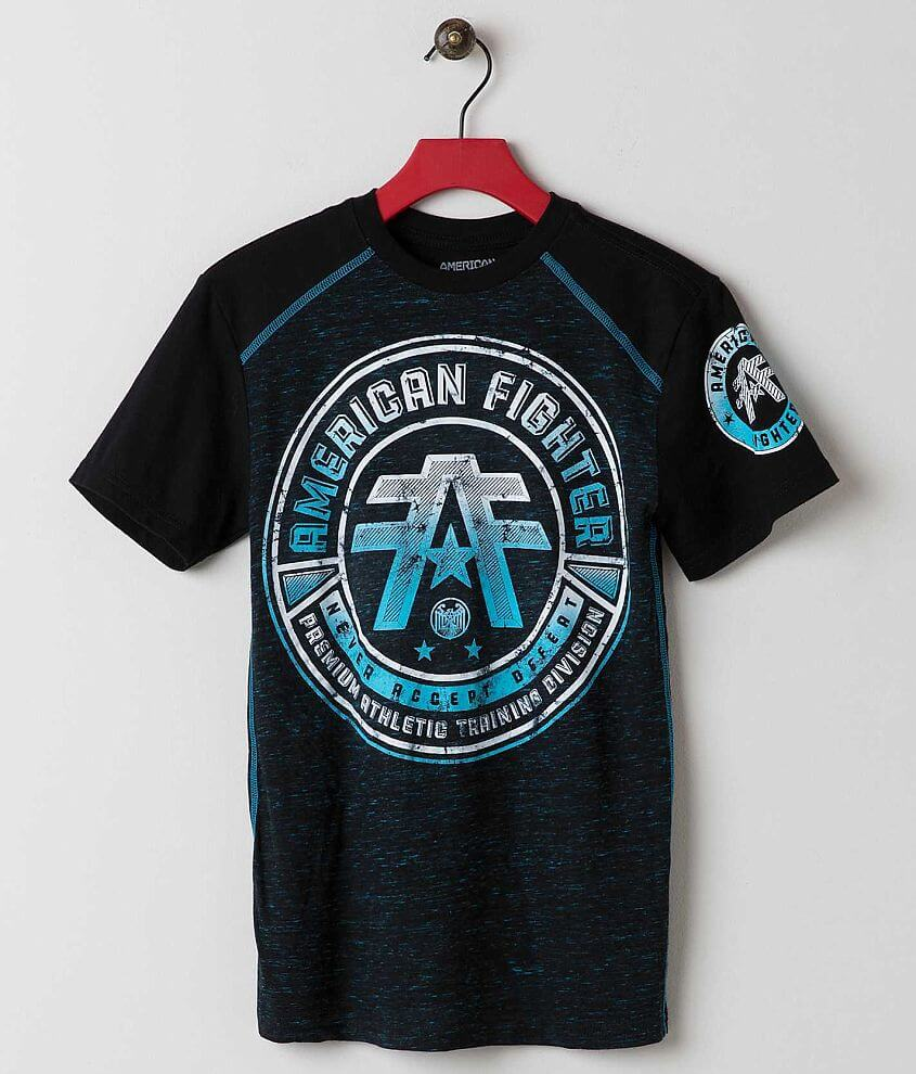 Boys - American Fighter Polytechnic T-Shirt front view
