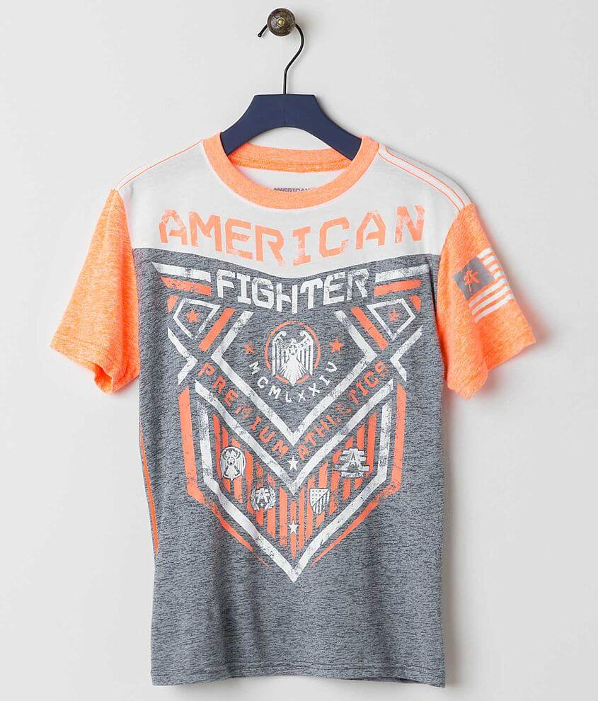 Boys - American Fighter Hunter T-Shirt front view