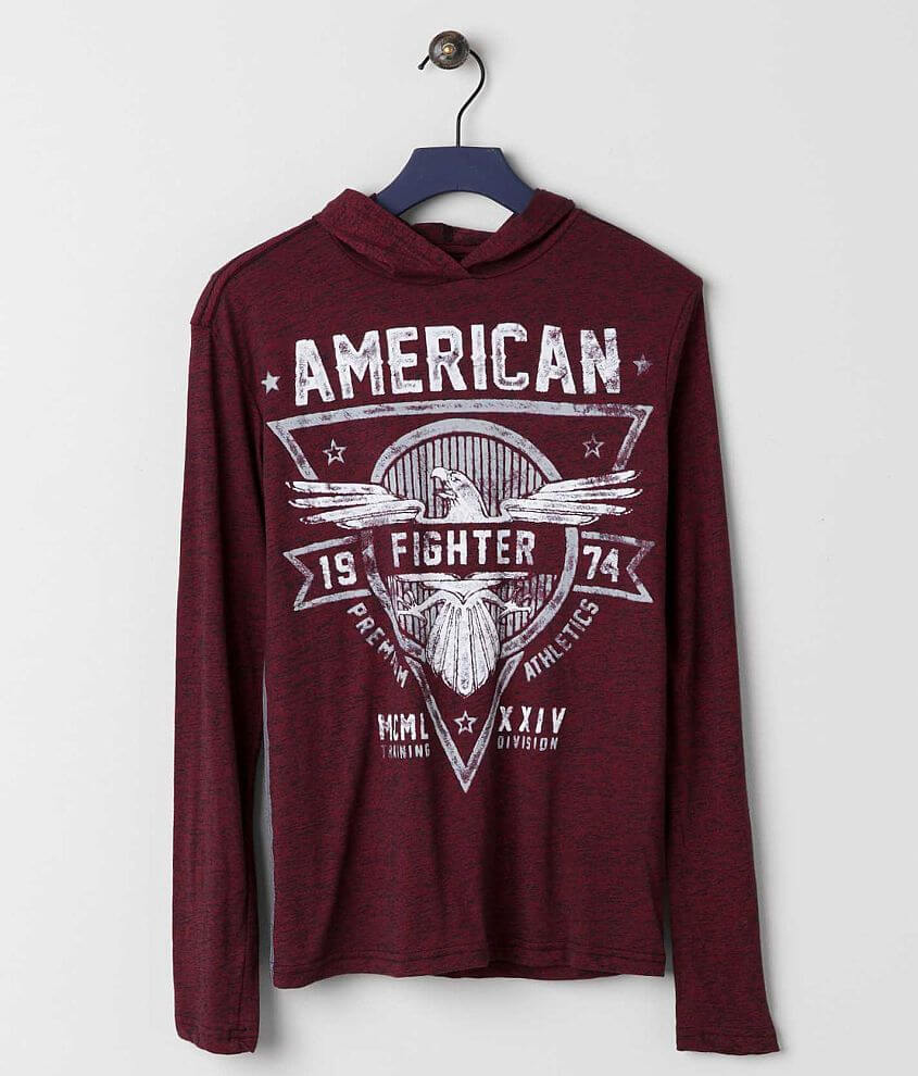 Boys - American Fighter Great Lakes Hoodie front view