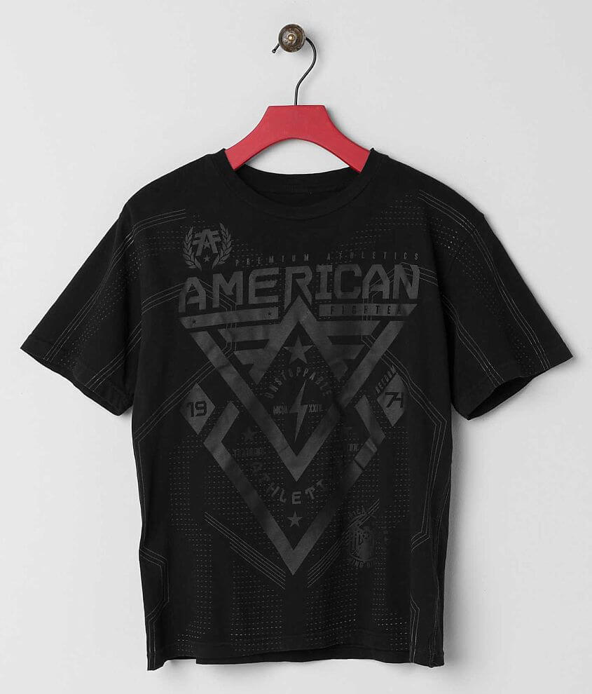 Boys - American Fighter Alaska Hydrocore T-Shirt front view