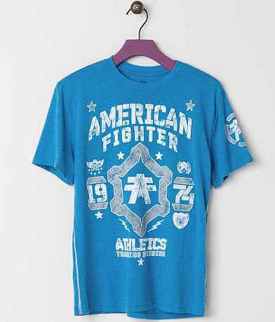 Boys - American Fighter Wentworth T-Shirt