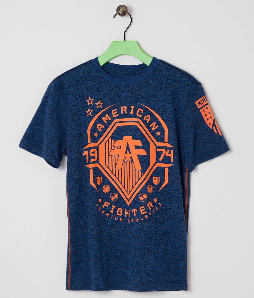 Boys - American Fighter Merrimack T-Shirt front view