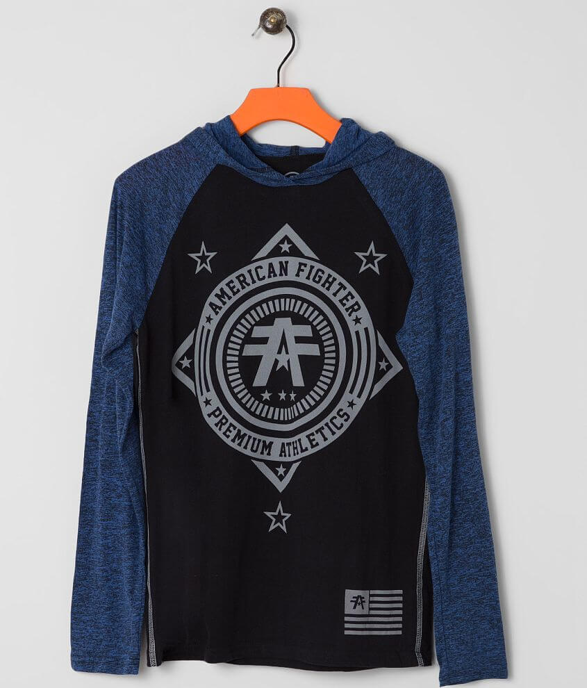 Boys - American Fighter Hendrix Hoodie front view