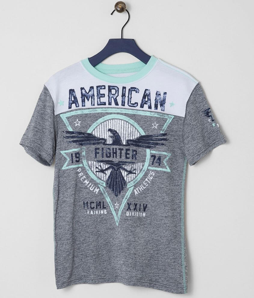 Boys - American Fighter Great Lakes T-Shirt front view