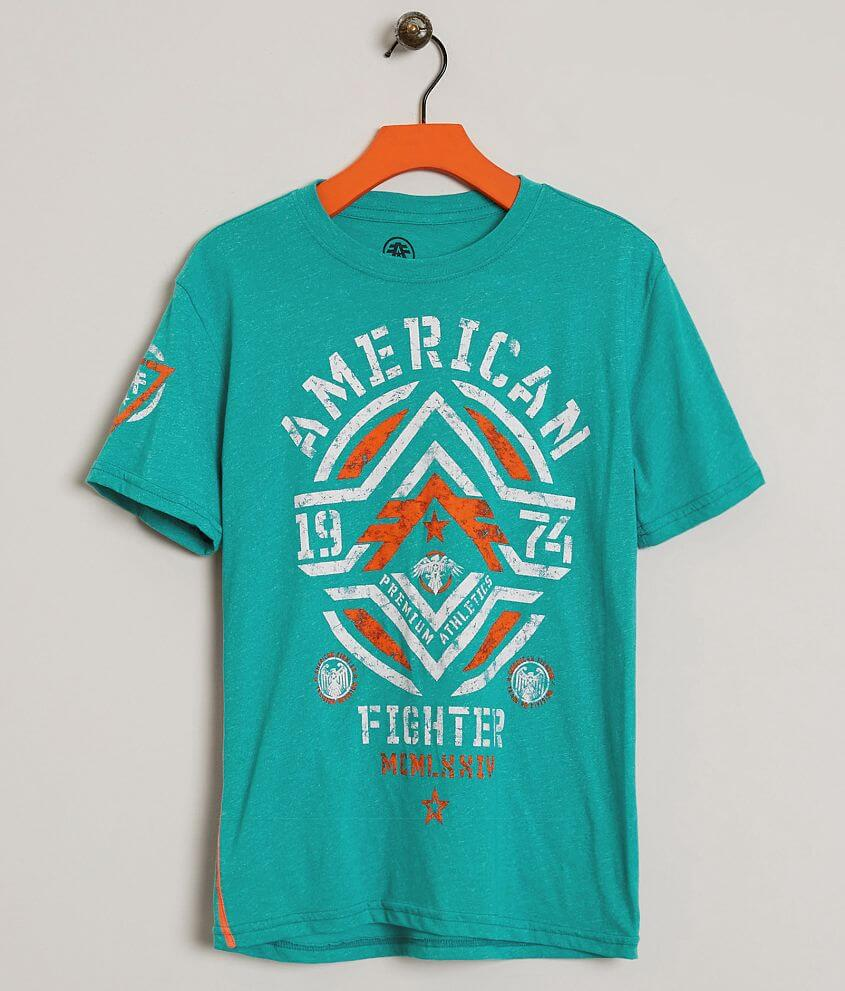 Boys - American Fighter Hazelden T-Shirt front view