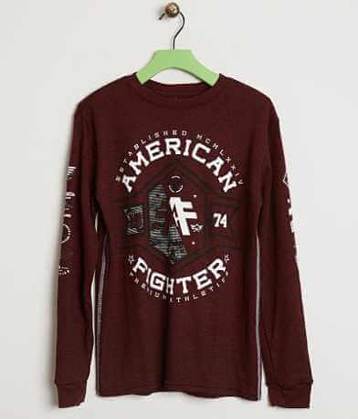 Boys - American Fighter Macmurray Thermal Shirt