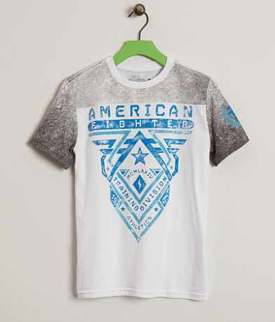 Boys - American Fighter Crossroads T-Shirt