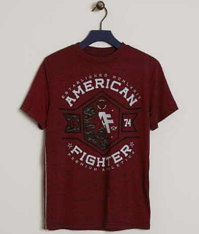 Boys - American Fighter Macmurray T-Shirt