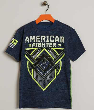 Boys - American Fighter Roosevelt T-Shirt