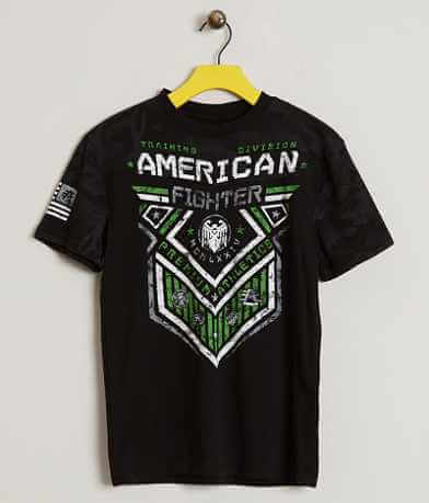 Boys - American Fighter Hunter T-Shirt