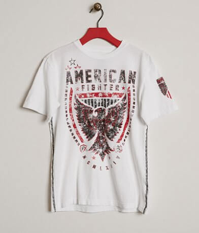 Boys - American Fighter Burnside T-Shirt