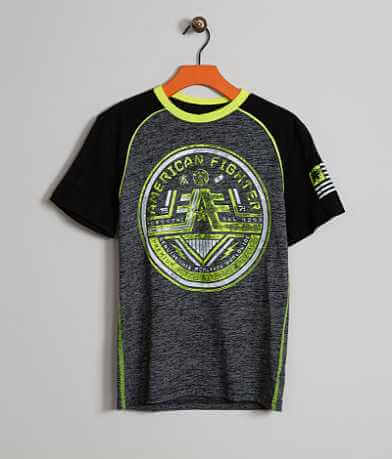 Boys - American Fighter Wyoming T-Shirt