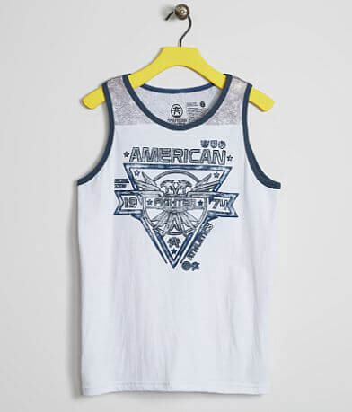 Boys - American Fighter Bay State Tank Top