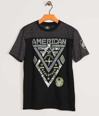 Boys - America Fighter Alaska T-Shirt