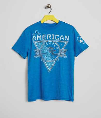 Boys - American Fighter Big Bear T-Shirt