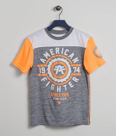 Boys - American Fighter Fair Grove T-Shirt