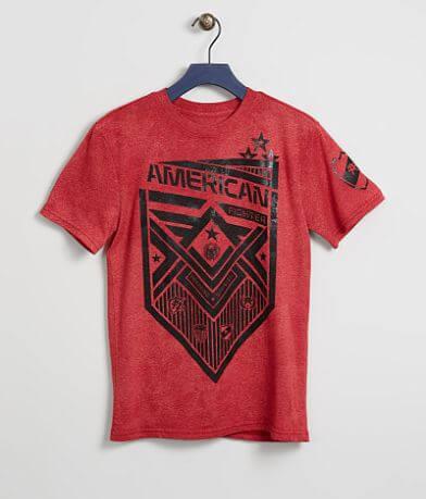Boys - American Fighter Harmon T-Shirt