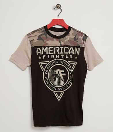 Boys - American Fighter Herzing T-Shirt