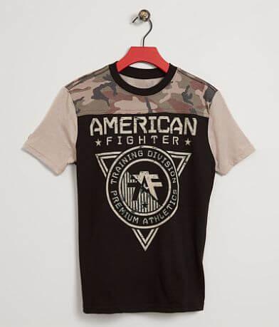 Boys - American Fighter Herzing T-Shirt