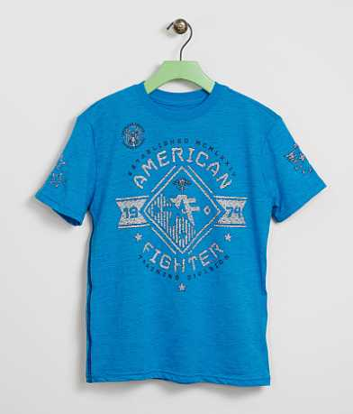 Boys - American Fighter Massachusetts T-Shirt