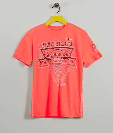 Boys - American Fighter Bay State T-Shirt