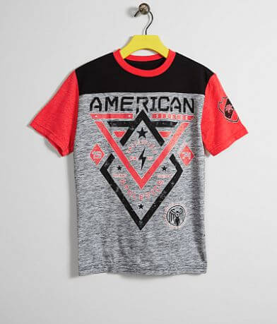 Boys - American Fighter Alaska T-Shirt