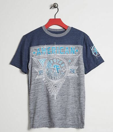 Boys - American Fighter Siena Heights T-Shirt