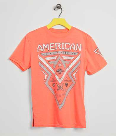 Boys - American Fighter Lakehurst T-Shirt