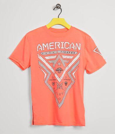 Boys - American Fighter Lakehurst T-Shirt