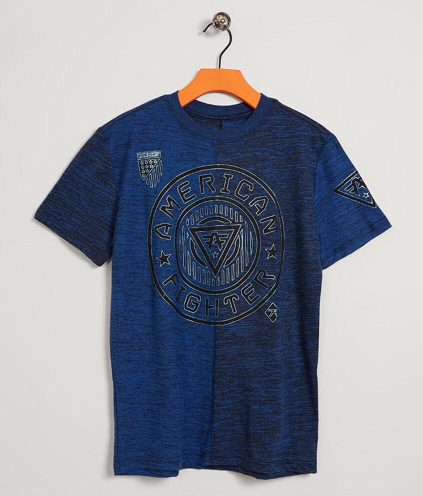 Boys - American Fighter Northbridge Linear T-Shirt front view