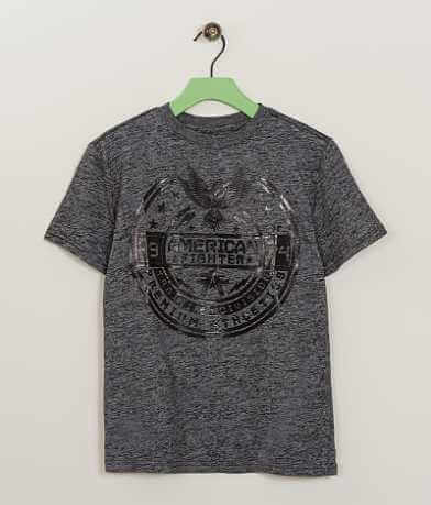 Boys - American Fighter Capital T-Shirt