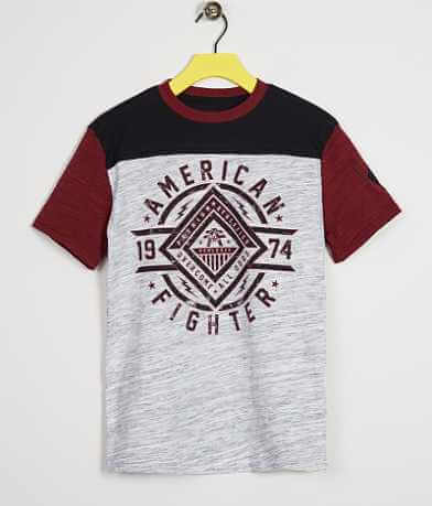 Boys - American Fighter Birchwood T-Shirt
