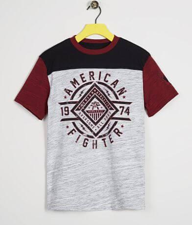 Boys - American Fighter Birchwood T-Shirt