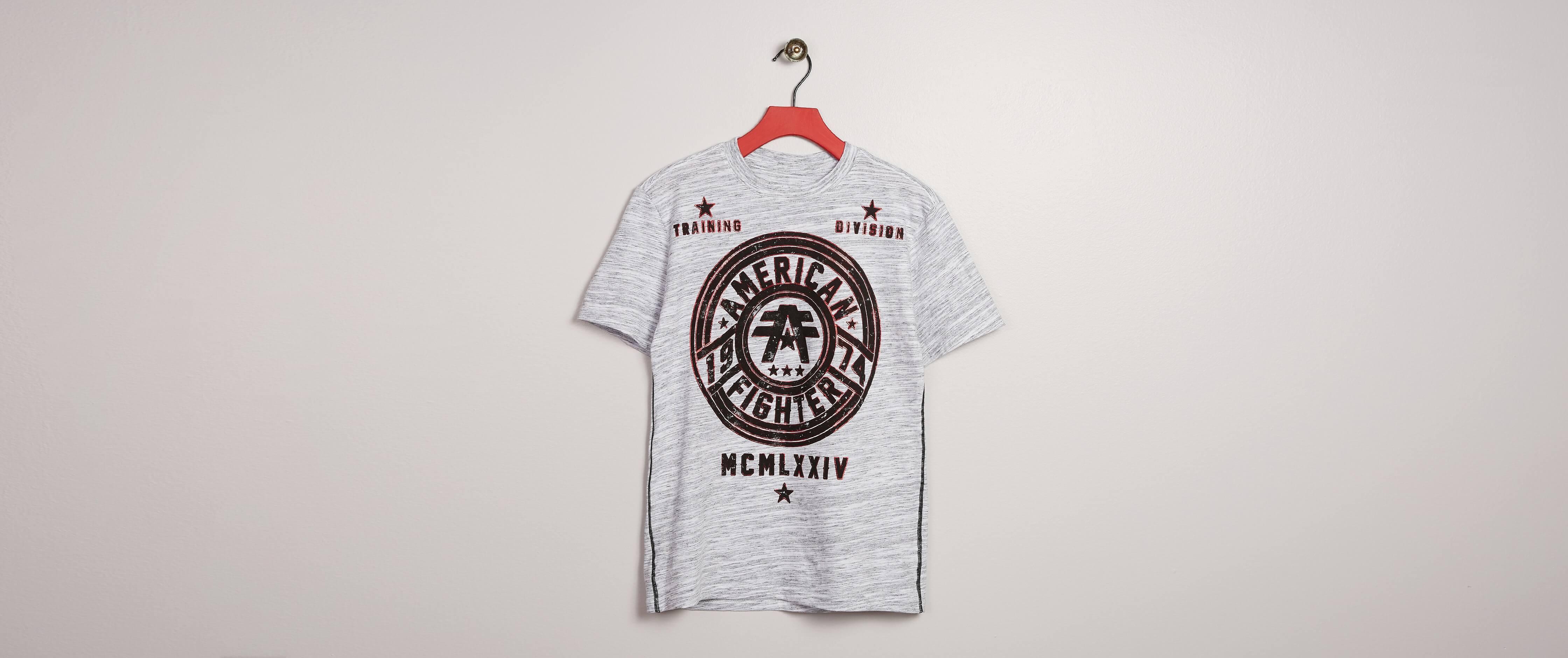 472dd97b Boys - American Fighter Allport T-Shirt