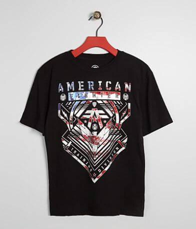 Boys - American Fighter Wardell T-Shirt