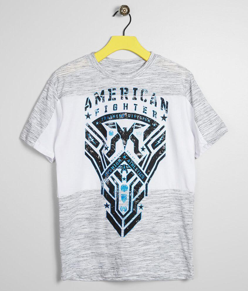 Boys - American Fighter Moxley T-Shirt front view