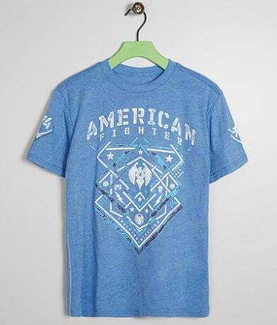 Boys - American Fighter Cartwright T-Shirt