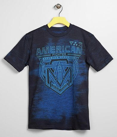 Boys - American Fighter Robertson T-Shirt