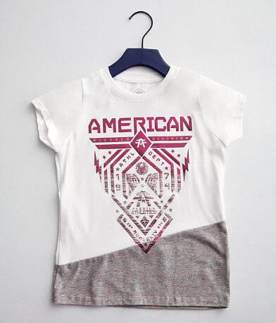 Girls - American Fighter Fairbanks Artisan T-Shirt