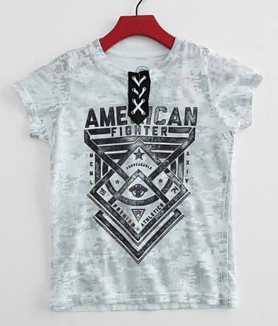 Girls - American Fighter Dustin T-Shirt