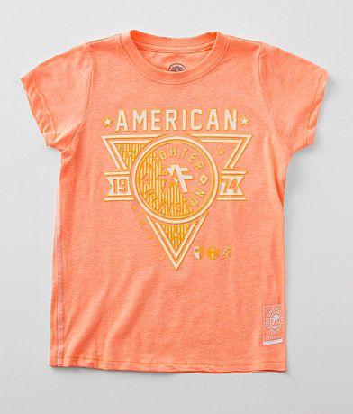 Girls - American Fighter Siena Heights T-Shirt