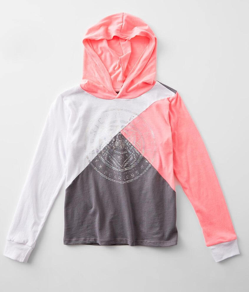 Girls - American Fighter Morrow Hoodie front view