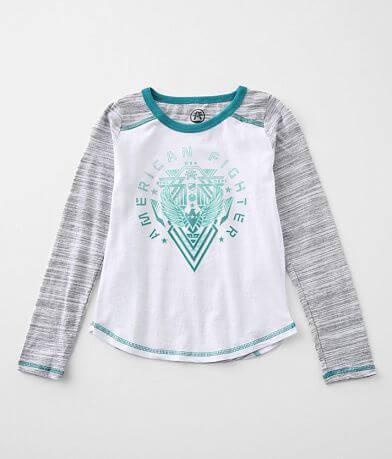 Girls - American Fighter Fernley T-Shirt