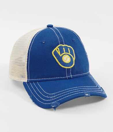 American Needle Milwaukee Brewers Trucker Hat