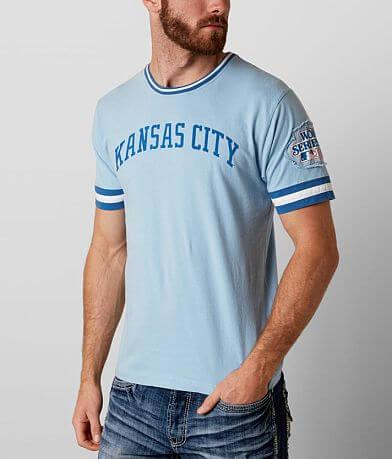 Red Jacket Kansas City Royals T-Shirt