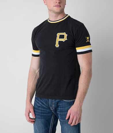 Red Jacket Pittsburgh Pirates T-Shirt